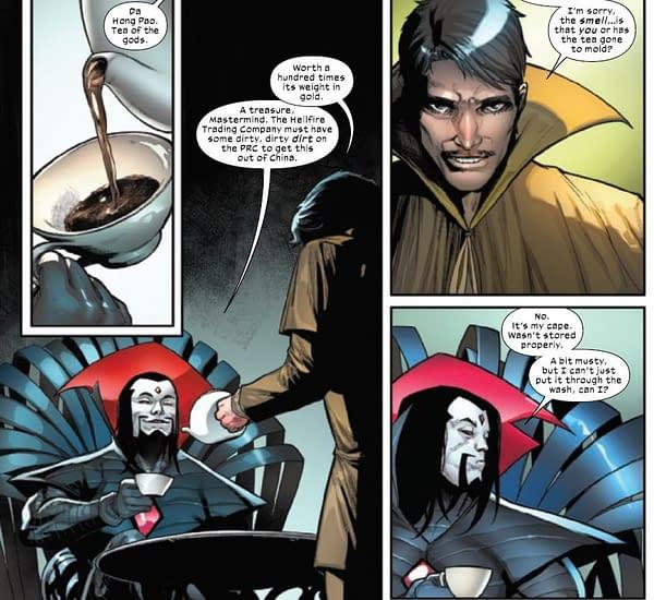 Today's X-Men Comics