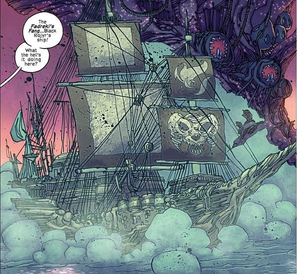 Umbral-Pirate Ship