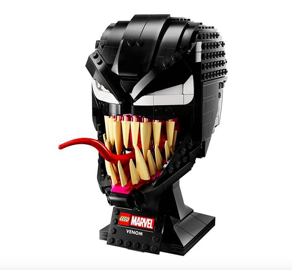 Venom is Getting New Marvel Replica Head Kit From LEGO