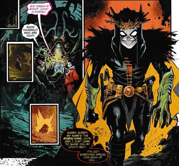 Dark Nights: Death Metal: Trinity Crisis