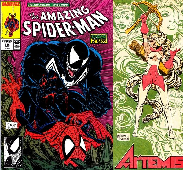 Todd McFarlane Gets Paid Double For Stargirl's Artemis As For Venom