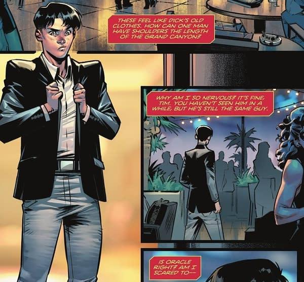 DC Comics To Reveal That Tim Drake, Robin, Is Bisexual?