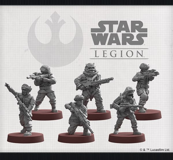 INCOMING! Star Wars: Legion Getting 'Rogue One' Reinforcements