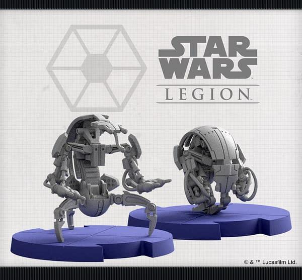 NEW Clone Wars Era Game Announced for 'Star Wars: Legion'