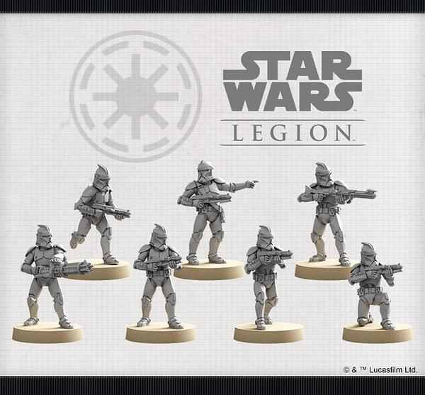 'Star Wars: Legion' Expansions Shine Light on Unit Details
