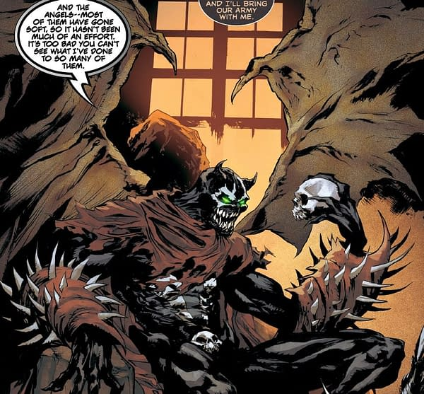 There Are More Spawn-Related Comics Out Today Than You Might Expect