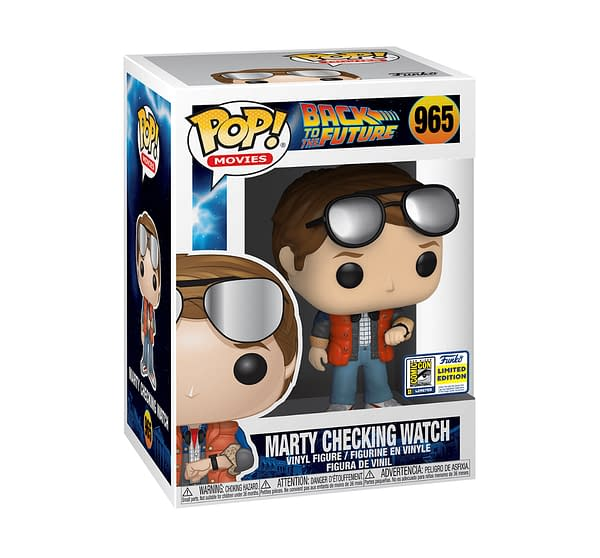Funko SDCC 2020 - Back to the Future, Silent Bob, and More