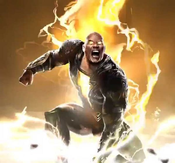 DC FanDome: The Rock Unleashes First Look At Black Adam