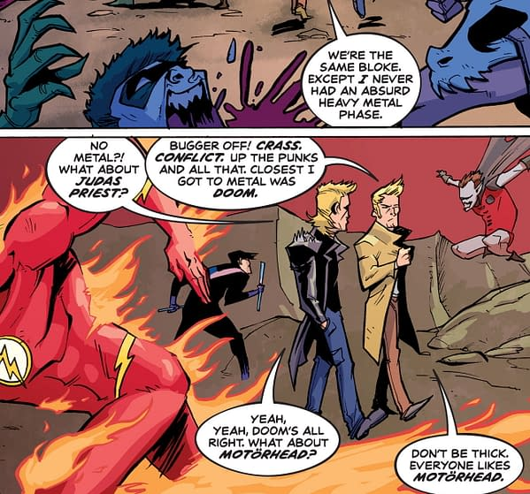 John Constantine Brings The Swears Back To Death Metal