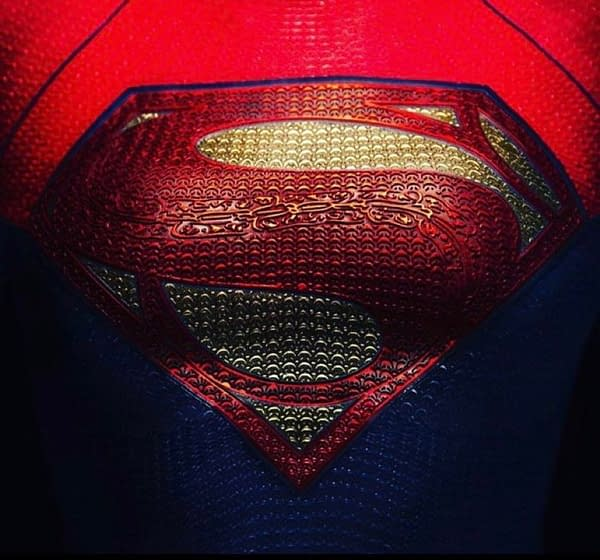The Flash Director Andy Muschietti Now Teasing Supergirl Film Costume