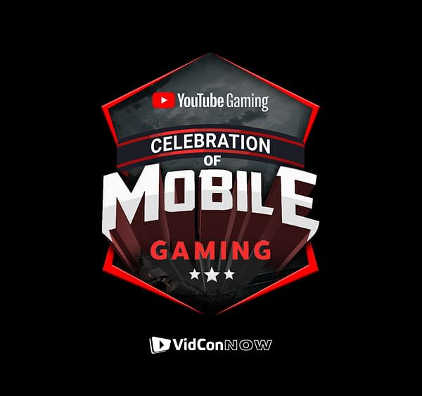 The Celebration Of Movile Gaming will take place on August 27th, courtesy of VidCon.