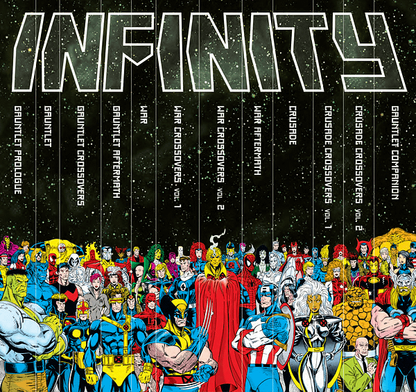 Here's What's In The $500 'Infinity Gauntlet' Slipcase