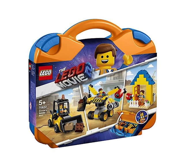 LEGO Movie 2 Emmets Builder Box 1