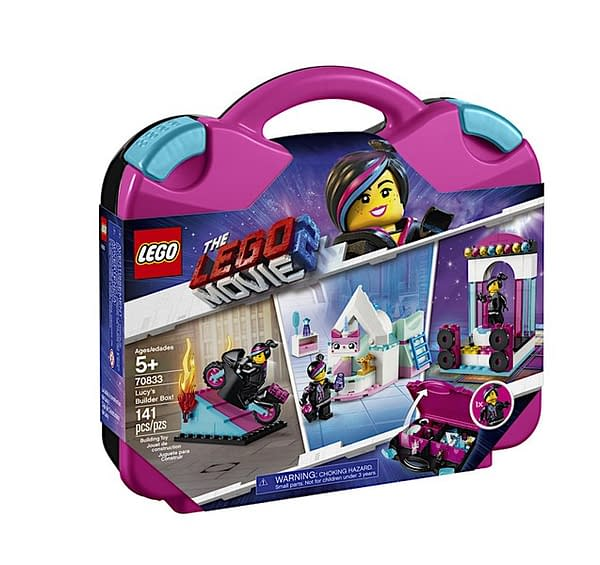 LEGo Movie 2 Lucys Builder Box 1