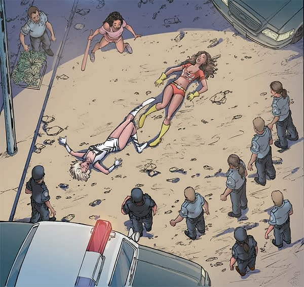 What if You Didn't See the Death of Superman Coming?