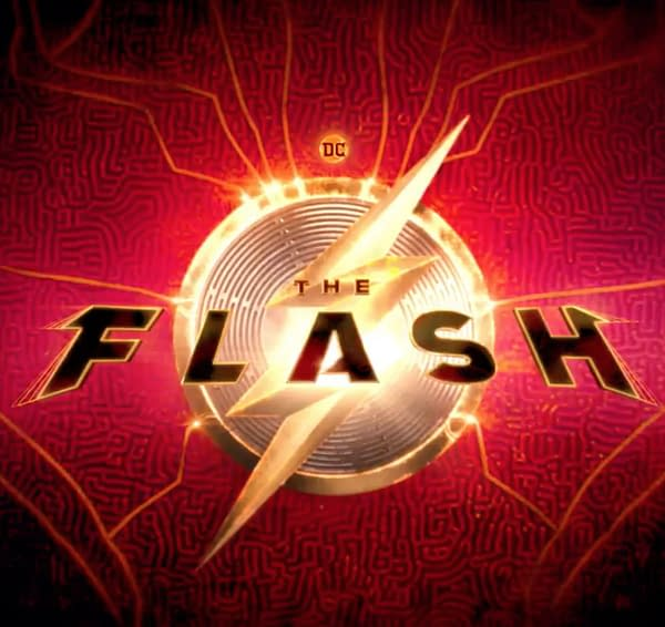 Flash Movie Official Logo Revealed By Director Andy Muschietti