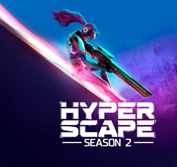 Hyper Scape dives into Season 2: The Aftermath, courtesy of Ubisoft.