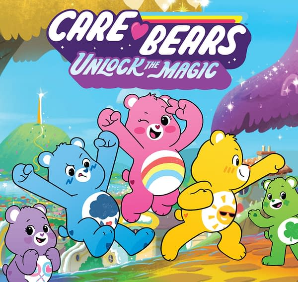 Care Bears 'Unlock the Magic' at Boomerang in New Series