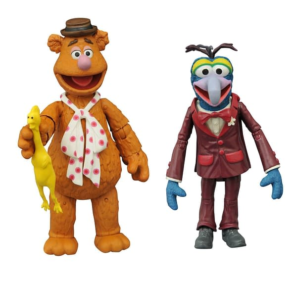 The Muppets Get