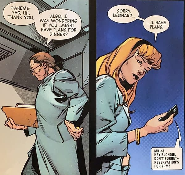 Misty Knight And Gwen Stacy - More Than Friends (Heroes Reborn Spoilers)