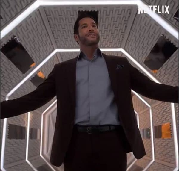 Lucifer season 5 (Image: Netflix)