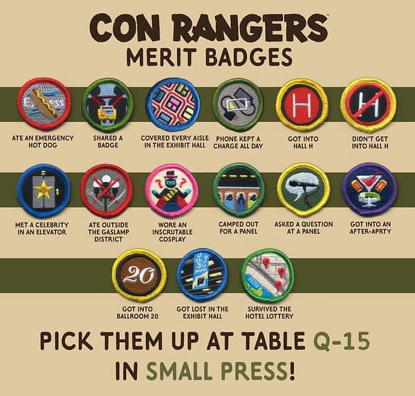 Comic-Con: Do It for the Merit Badge