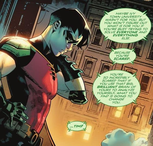 DC Comics To Reveal That Tim Drake, Robin, Is Bisexual