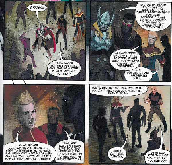 Digging Up The Remains Of Secret Empire in Doctor Strange: Damnation #1 and Avengers #681 (SPOILERS)