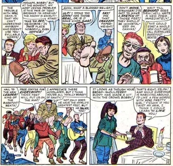 The Green Lantern Season #2 Explains Away Some Really Weird Writing