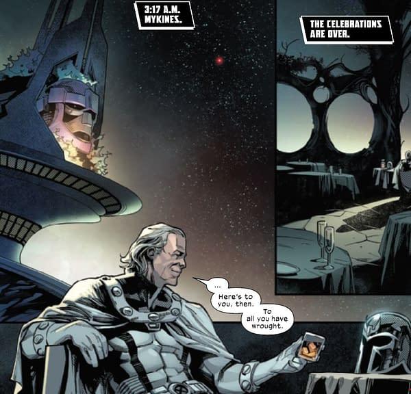 Hellfire Gala Timeline Adding Wolverine, SWORD, Way Of X, Pride, GOTG