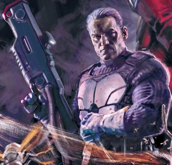 Is Marvel's Punisher Losing His Skull?