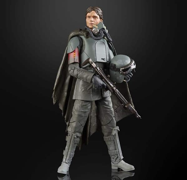 Star Wars Black Series Solo Mudtrooper Han