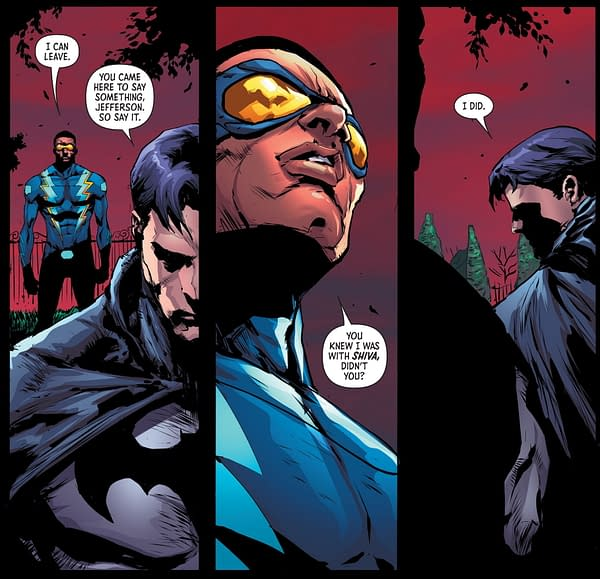 Tony Isabella Speaks Out About DC Comics' Treatment of Black Lightning.