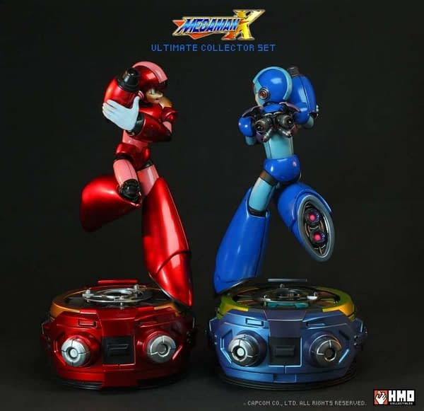 Mega Man Fans Are Crazy And Have Already Sold Out This $600 Statue
