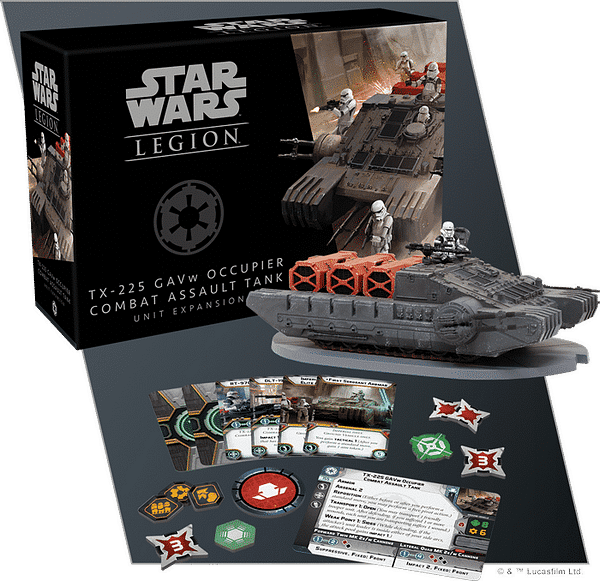 New Transports Incoming for Star Wars: Legion