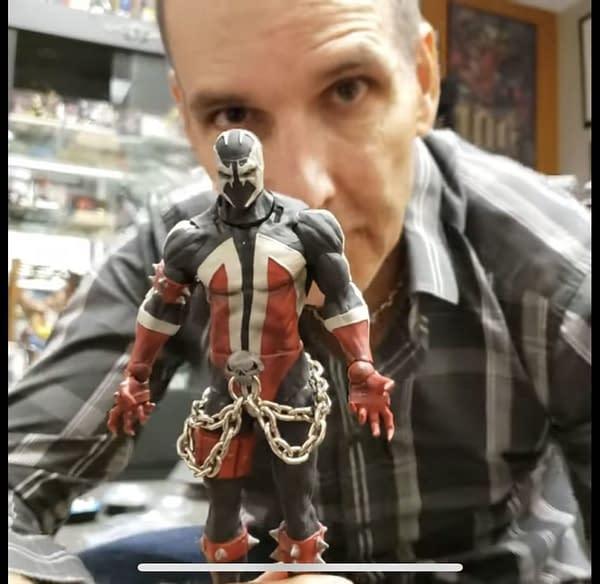 Spawn Remastered Kickstarter Figure Gets Update From Todd McFarlane