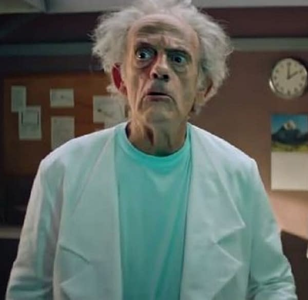 Christopher Lloyd Is Rick Sanchez- The Daily LITG, 4th September 2021