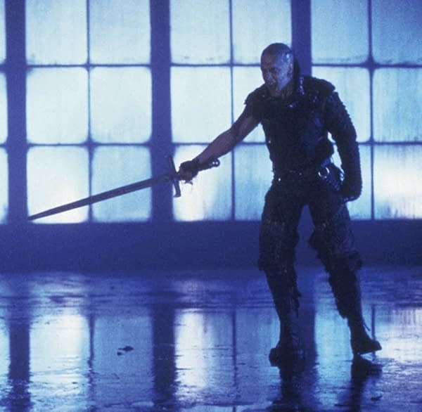 Kurgan's Sword From Highlander Sold for $10k, Ramirez Katana for $15k