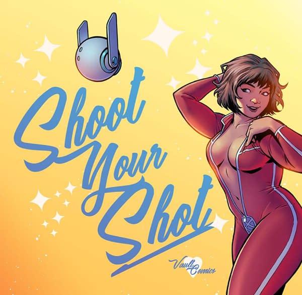 Money Shot: Tim Seeley, Sarah Beattie, Rebekah Isaacs, More Make a Space Porn for Vault Comics