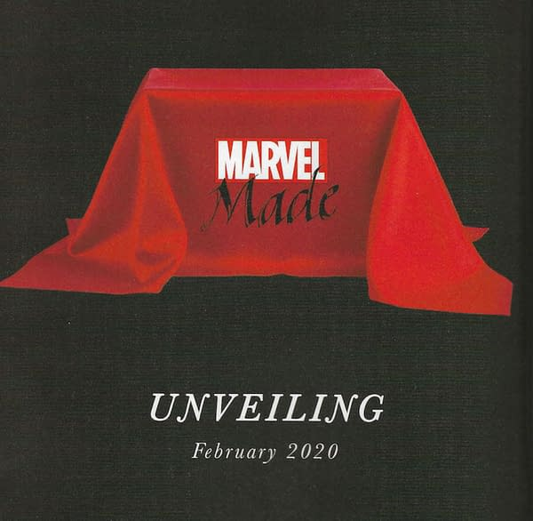 marvel made unveiling