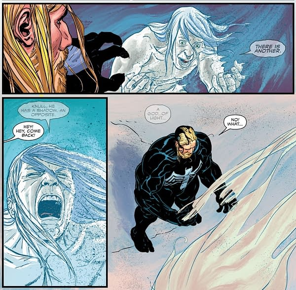 Is Franklin Richards The Sun God Of King In Black?