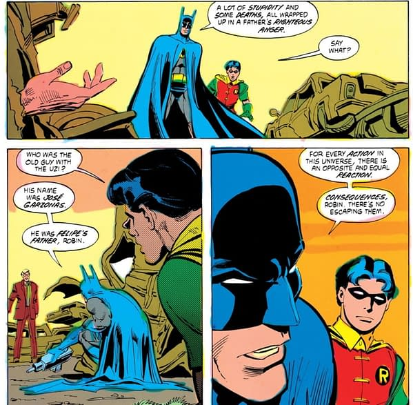 When Jason Todd Murdered Another Abuser, In 1988 (Spoilers)