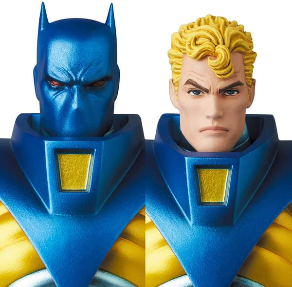 Batman Begins His Knightfall New MAFEX Figure From Medicom