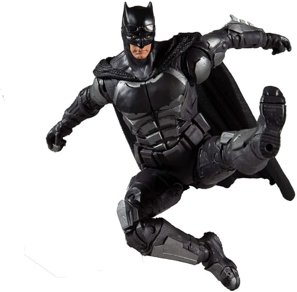 Batman and Cyborg Get Justice League Figures From McFarlane Toys