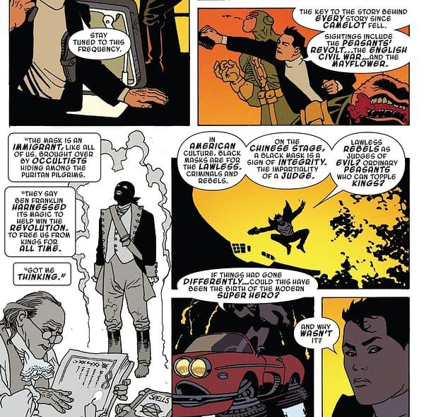 Al Ewing's Doing? Marvel's New Defenders Comic