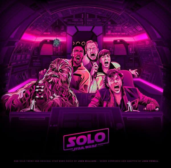 Mondo Will Release Solo: A Star Wars Story Score On Vinyl Next Week