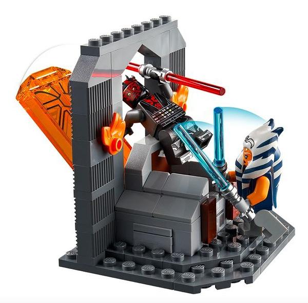 Darth Maul Fights Ahsoka Tano In New Star Wars LEGO Set
