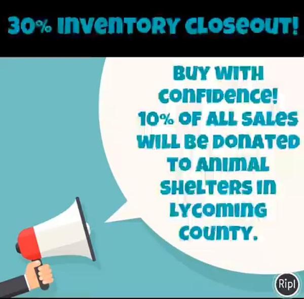 The Comic Shop LLC in Pennsylvania's Closing Sale Benefits Animal Charities
