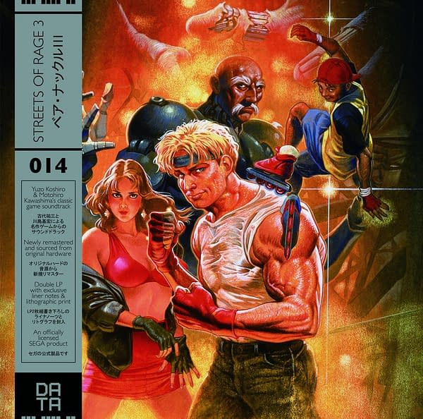 Mondo Release of the Week: Streets of Rage 3!