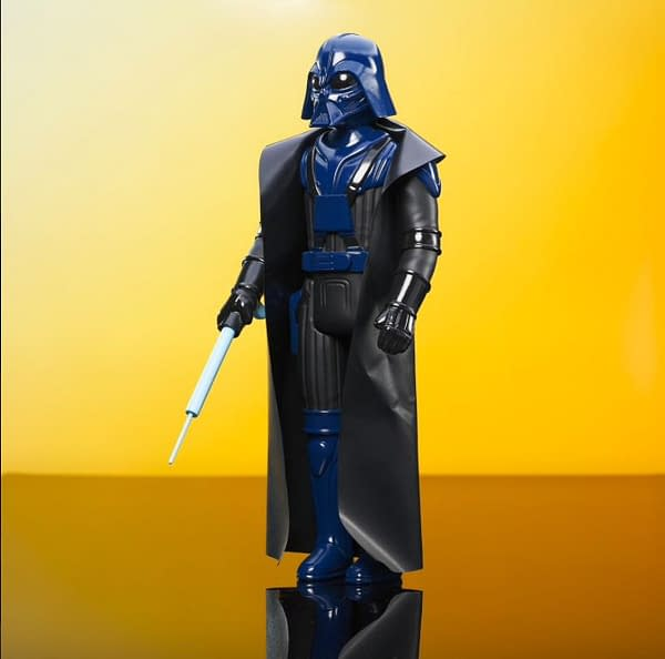 Darth Vader Gets Jumbo Kenner Concept Figure From Gentle Giant